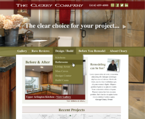 Cleary Company: Design, Build, Remodel